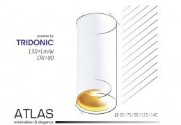 Запуск в серию светильников модельного ряда ATLAS